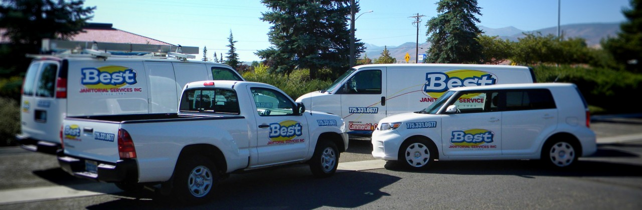 Best Janitorial Fleet